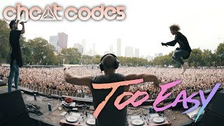 30,000 STRONG CROWD AT LOLLAPALOOZA [Too Easy #4]
