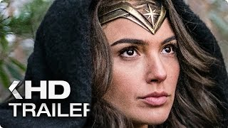 WONDER WOMAN Trailer 3 German Deutsch (2017)