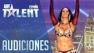 Hay músculos que no sabias que existían   Audiciones 2   Got Talent España 2016