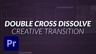 How To Create a Creative Transition Animation Sherlock Inspired in Premiere Pro Tutorial