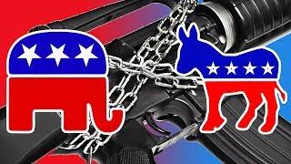 Bipartisan Gun Control Actually Happening?