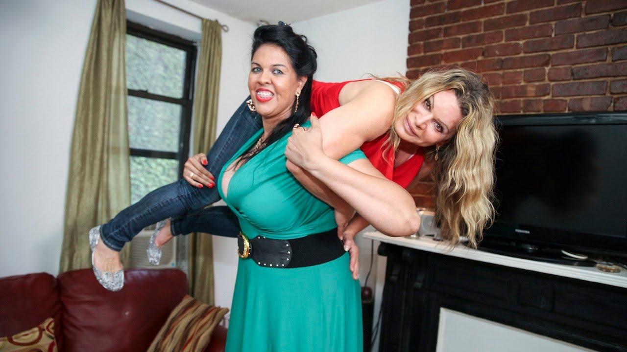 Amazon amanda wrestling sex pic