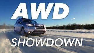 AWD Showdown: Subaru Forester vs. Honda CR-V vs. Toyota RAV4   Consumer Reports
