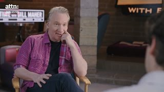 Bill Maher on Trump, Putin and Russia Hacking Elections  -  Rigged elections, War on christmas