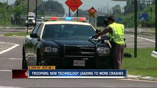 Troopers see increase in accidents due to new auto technology