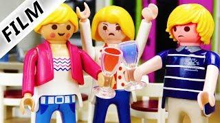 Playmobil Film Deutsch - PAPAS EX-FREUNDIN! SEINE ALTE LIEBE! MAMA IST MEGA SAUER? Familie Vogel