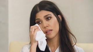 Kourtney Kardashian Tearfully Addresses Scott Disick Split and Co-Parenting on