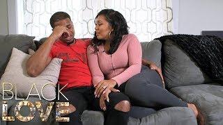 Devale Ellis Gets Emotional Reflecting on His Wife