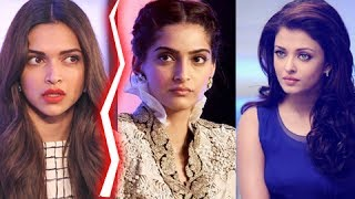 Deepika Padukone And Sonam Kapoor FIGHT At Cannes 2017 Puts Aishwarya Rai In Trouble