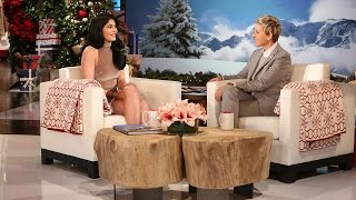 Kylie Jenner Talks Tyga and Caitlyn