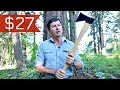 Testing The Cheapest Axe On AMAZONmp3