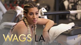 WAGS LA | Michelle Quick Throws Shade at Single Natalie & Olivia | E!