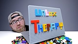 The LEGO Laptop!