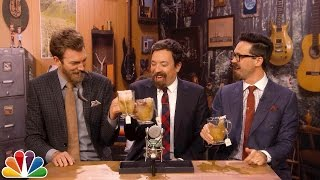 Will It Tea? with Jimmy Fallon, Rhett & Link (Good Mythical Morning)