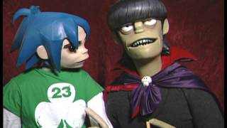 Gorillaz - 2D & Murdoc In New York (HD)
