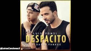 Despacito-Luis Fonsi LETRA :3