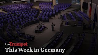 Germany Enters Dangerous, Unchartered Waters