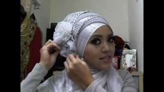 Heejab tutorial Anggun Muslimah