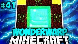WOHIN führt DAS PORTAL?! - Minecraft Wonderwarp #041 [Deutsch/HD]