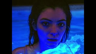 Lorde - SuperCut (Lyric Video)