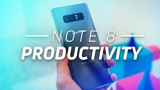 5 Reasons the Note 8 is Best for Productivity