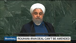 White House Reassesses Iran Nuclear Deal