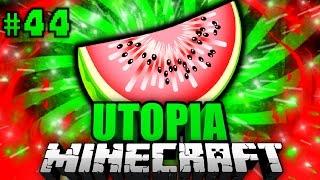 HEUTE ist MELONTAG!! - Minecraft Utopia #044 [Deutsch/HD]