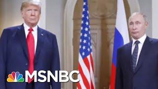 Donald Trump Touts Vladimir Putin Defense: