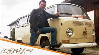 Det sucht VW-Bus T2 zum Jubiläum - GRIP - Folge 420 - RTL2
