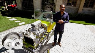 Comedian Mike Epps Shows Off His Hot Rods and Luxury Cars | GQ