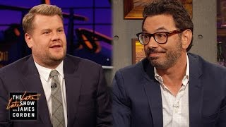 Al Madrigal Fires James Corden