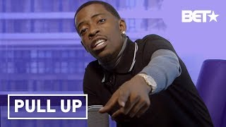 Rich Homie Quan Talks About His Major Crush On 'Clueless' Stacey Dash | Pull Up