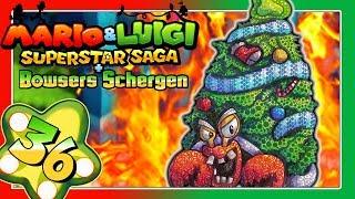 MARIO & LUIGI: SUPERSTAR SAGA + BOWSERS SCHERGEN Part 36: Paguri, die brennende Weihnachtskrabbe