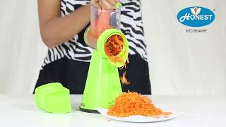 Honest 4 in 1   Multipurpse fruit juicer