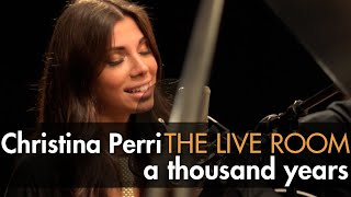 "Christina Perri - ""A Thousand Years"" captured in The Live Room"