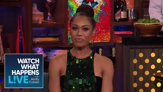 Monique Samuels' First Impressions Of The #RHOP 'Wives   RHOP   WWHL
