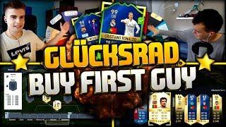 FIFA 17: GLÜCKSRAD BUY FIRST SPECIAL CARD FT TOTS! 😱🔥