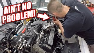 Burnout Patrol EP.3 - Cutting Out Room For FREEDOM.. GT500