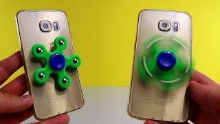 Coole Tricks mit Fidget Spinner zum nachmachen! DiY