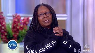 Whoopi Joins NYC Women
