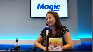 Giovanna Fletcher talks more babies and THAT dandelion video!
