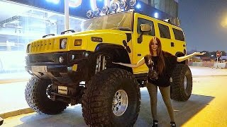 CAR THE SIZE OF A HOUSE !!!
