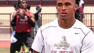 Jalen Hurts - Alabama Freshman QB