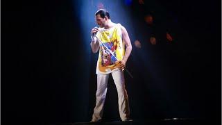 First Look: Rami Malek As Freddie Mercury