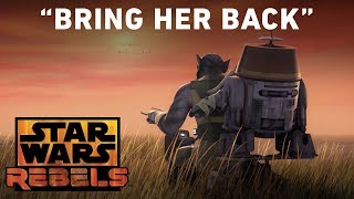 "Bring Her Back - ""Jedi Night"" Preview 