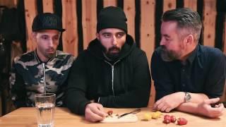 Chili tasting with Adam & Noah - 2 danish comedians + eng. subtitles