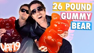 The 26-Pound Gummy Bear | Official Vat19 Music Video