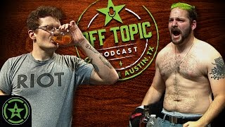 Off Topic: Ep. 32 - The Sound of 3000 Disappointed People