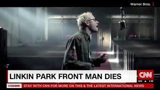 Linkin Park front man dies