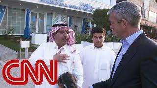 Saudi Arabia divided on Trump